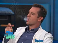 Doctor Jim Sears Vapes Ecigar
