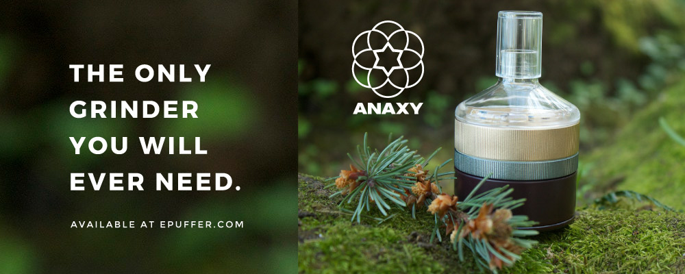 Anaxy - Most Creative Weed Grinder