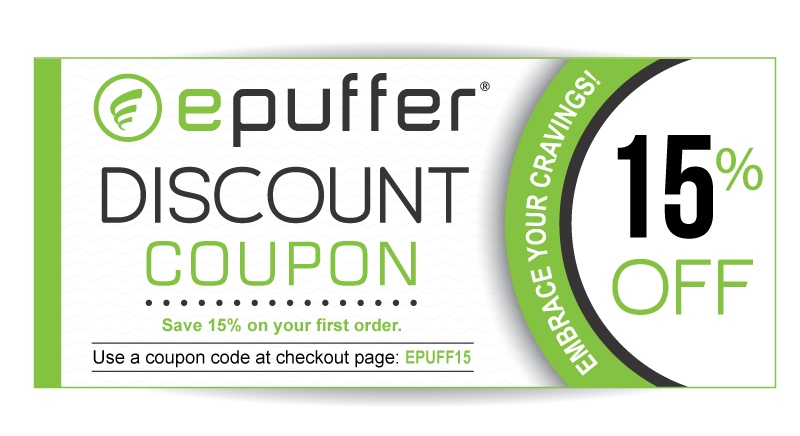 epuffer promo code discount voucher coupon
