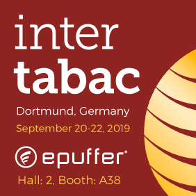 Inter Tabac Trade show Germany epuffer