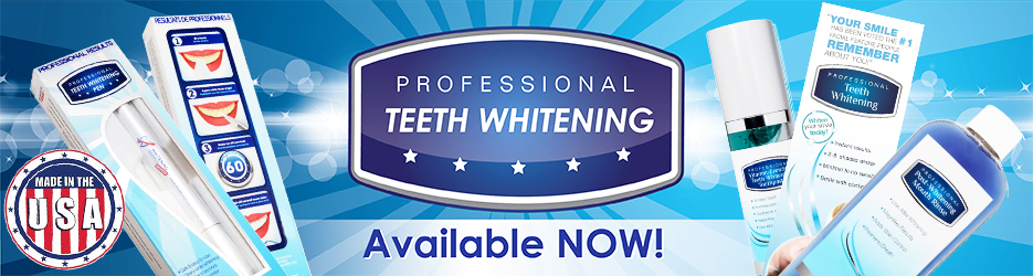 teeth whitening deals