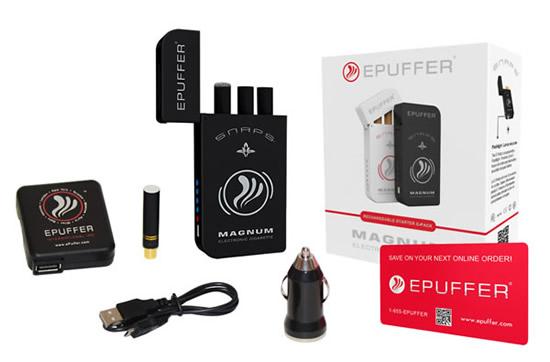 epuffer snaps magnetic ecigarette