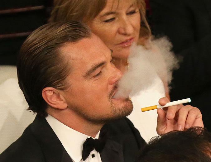 Decaprio vaping ecigarette