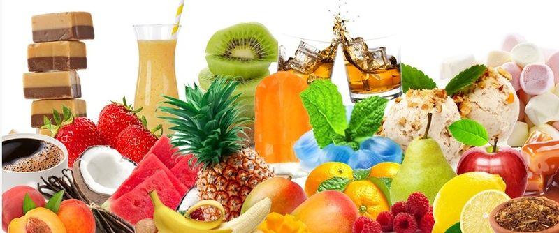 natural eliquid flavors