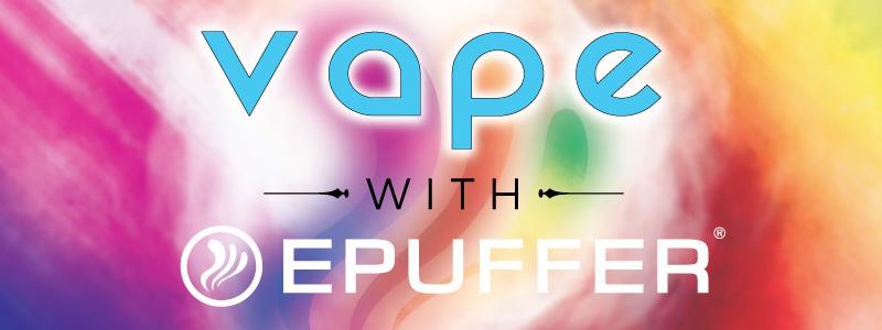 Vape with ePuffer