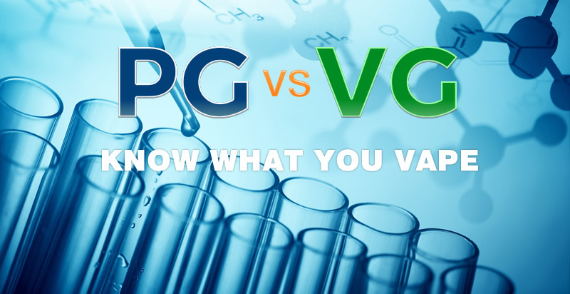 pg vs vg know what you vape