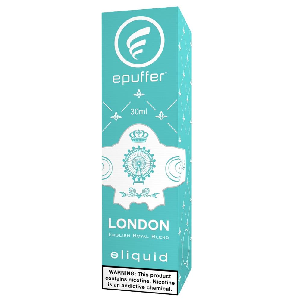 NEW LONDON TOBACCO ELIQUID - 30ML
