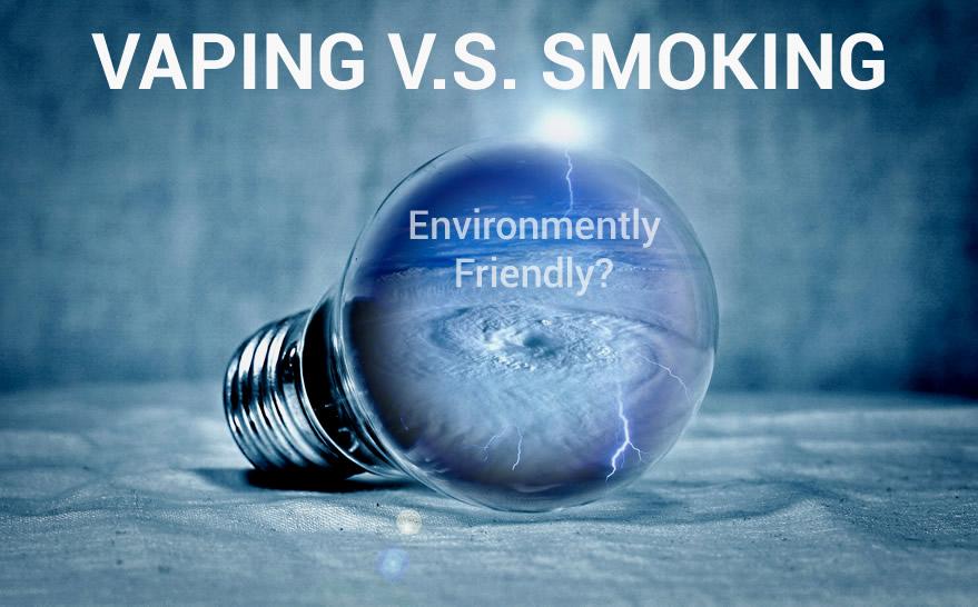 is vaping better than smoking?