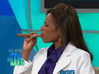 ePuffer Ecigar on the Doctors