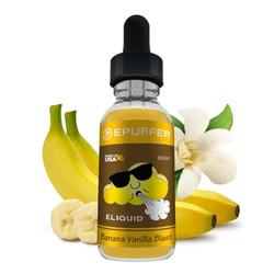Banana Vanilla vape eliquid ejuice