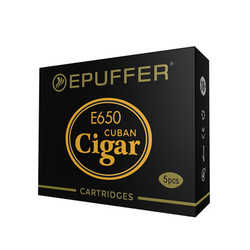 cuban cigar epipe 609 cartridges