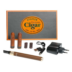 ecigar 650 brown kit