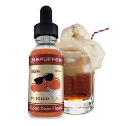 Root beer vanilla float high vg eliquid