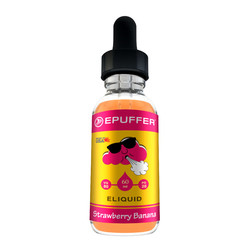Strawberry Banana vape eliquid vape juice