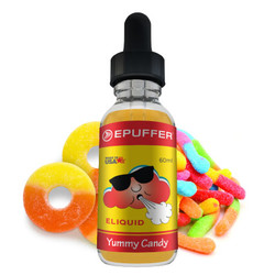 Yammy candy vape mod eliquid