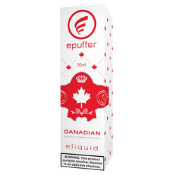 Canadian Cigarettes vape eliquid