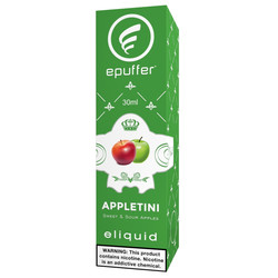 Apple vape eliquid ejuice flavor