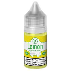 ePuffer Lemon citrus fusion nicsalt vape eliquid