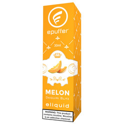 Melon daiquiry vape eliquid e-juice