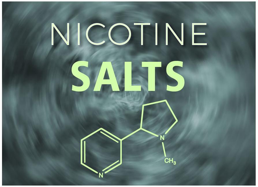 nicotine salts eliquid formula