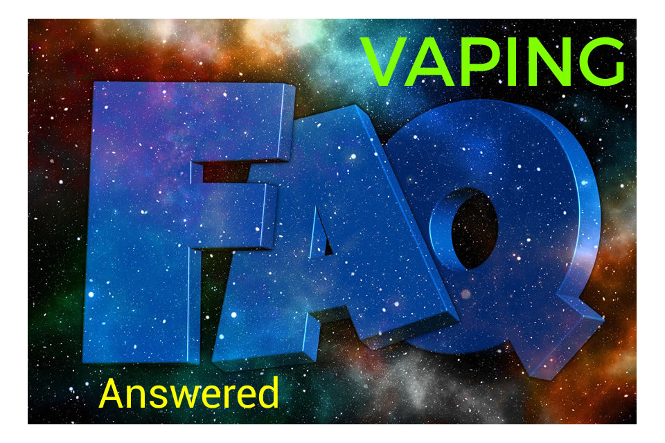 vaping faq answered