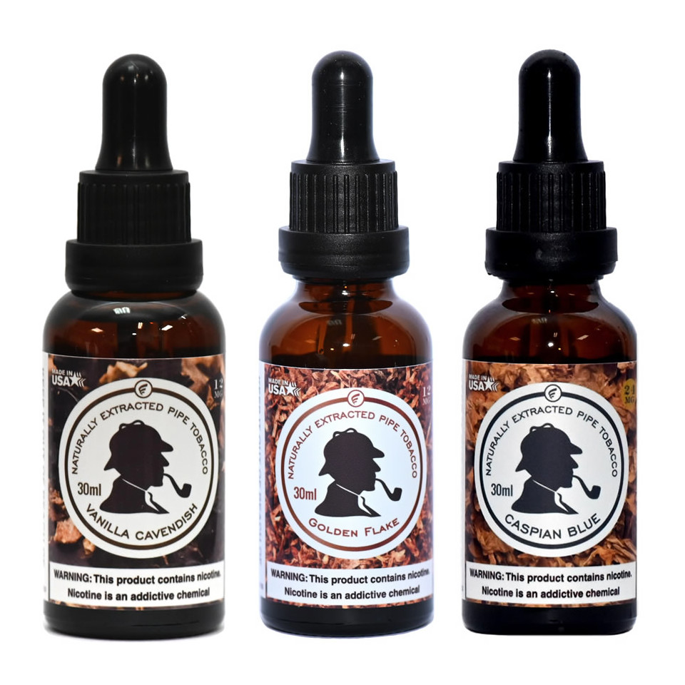 naturally extracted tobacco eliquid vape juice